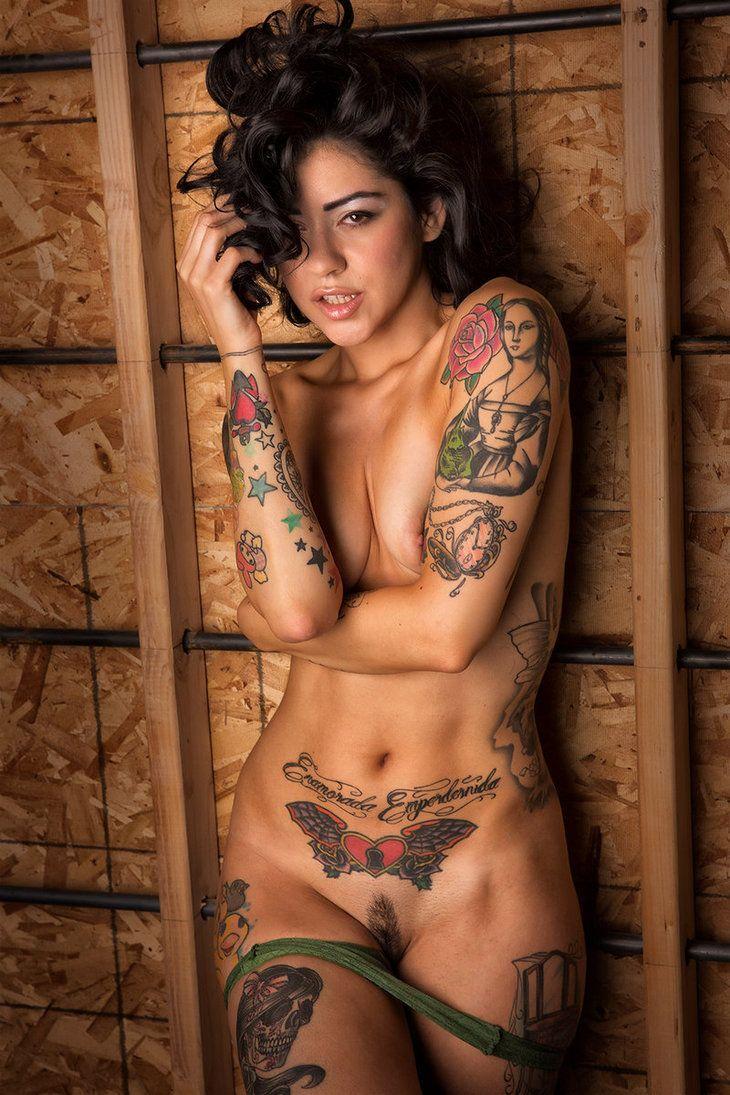 Erotic tattoo nude xxx sex images